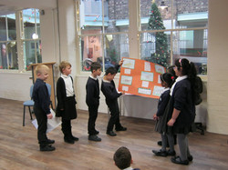 Year 3 - Museum presentation