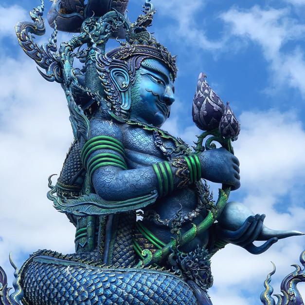 Wat Rong Suea Ten