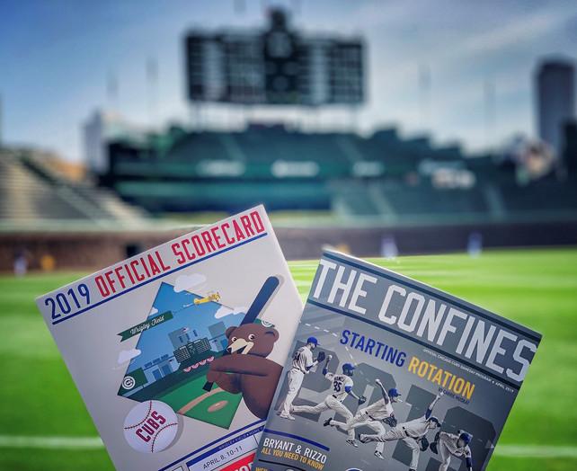 Scorecard and The Confines 2019