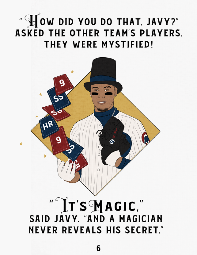 El Mago's Magic Secret