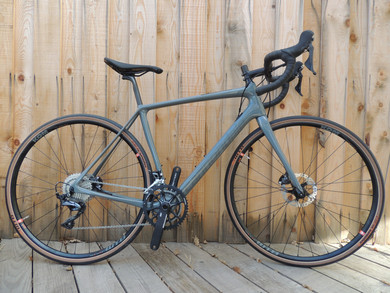 Un vélo 100% dédié à l'Endurance !