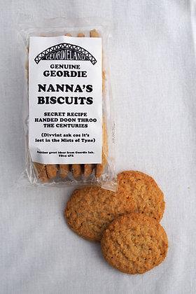 NANNA'S BISCUITS