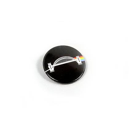 Dark Side of the Toon Pin Badge