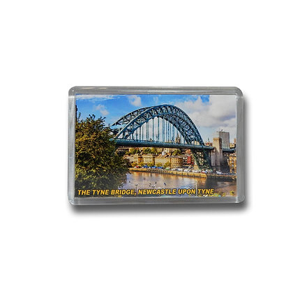 Tyne Bridge Photo Magnet