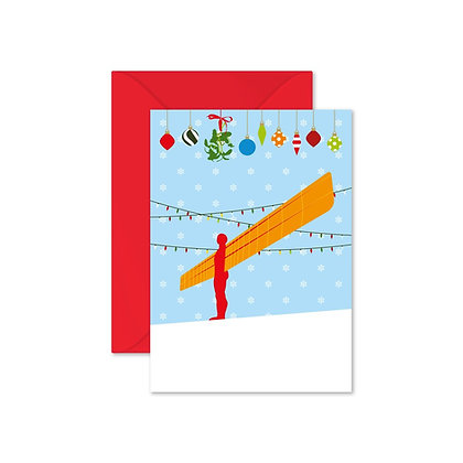 Angel of the North Christmas Cards (6 Pack)