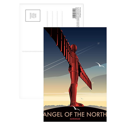 Angel Postcard (Thompson)