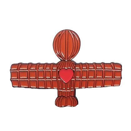 Wor Angel Heart Pin