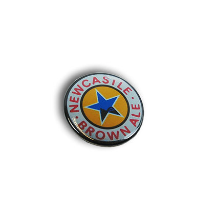 Newcastle Brown Ale Badge