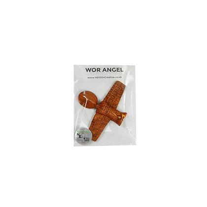Wor Angel Fridge Magnet