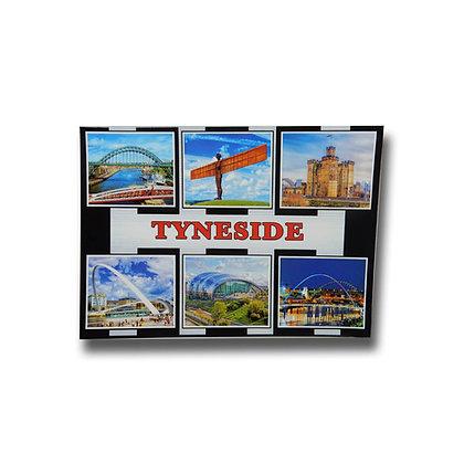 Tyneside Postcard