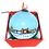 Thumbnail: Christmas Tyneside Skyline Glass Bauble