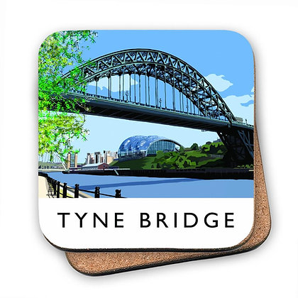 Richard O'Neill Tyne Bridge Coaster