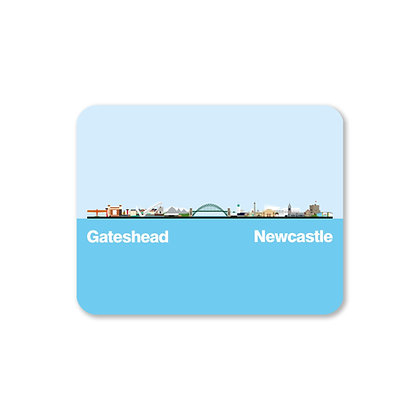 Gateshead Newcastle Tyneside Skyline Coaster