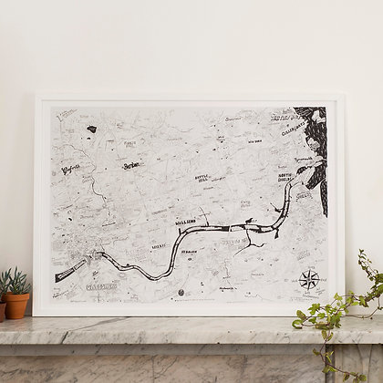 JoJo Map