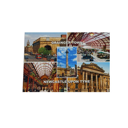 Grainger Town Postcard