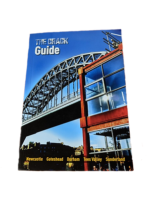 The Crack Guide Book