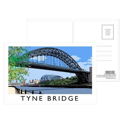 Tyne Bridge Postcard (O'Neill)