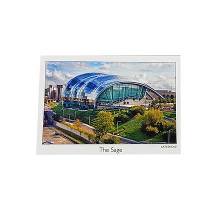 Sage, Gateshead Postcard