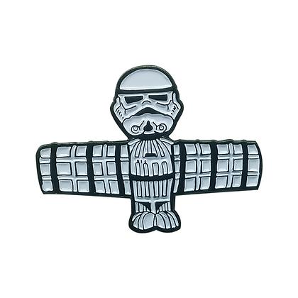Pin Wars Stormtrooper Wor Angel
