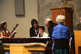 CONGREGATION B'NAI TORAH OF BRENTWOOD