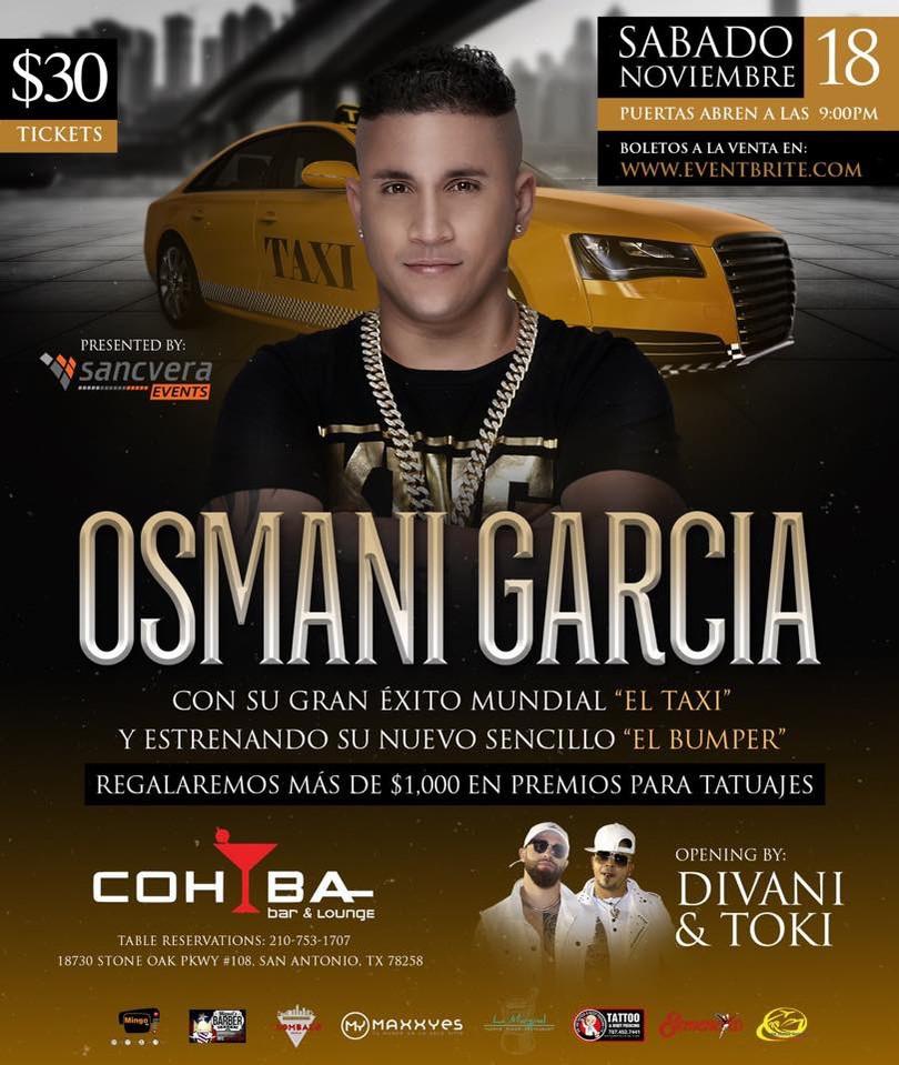 Osmani Garcia
