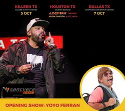 Molusco Texas Tour Yoyo Ferran