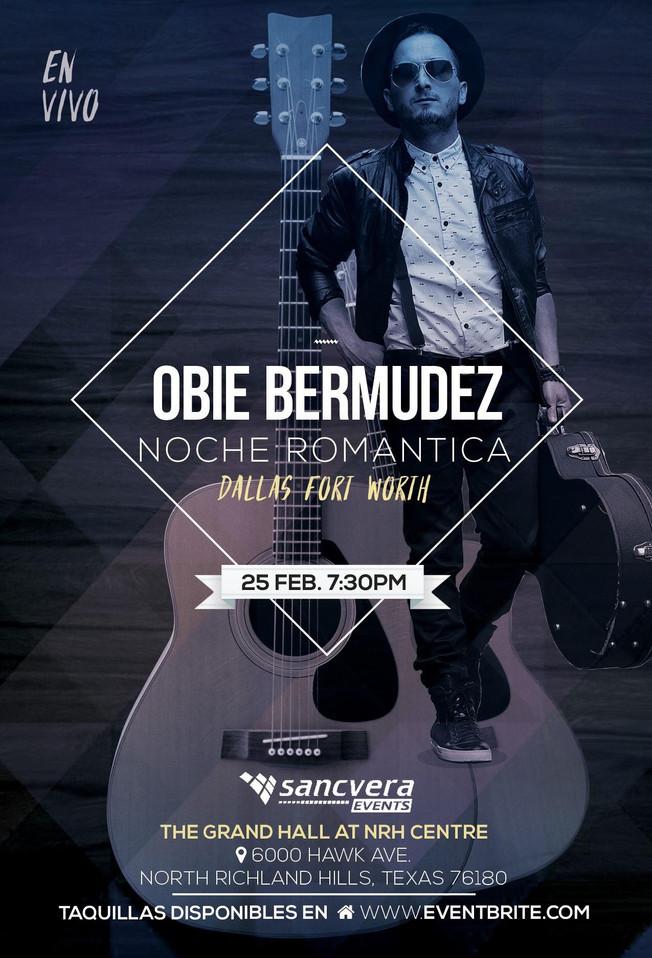 Obie Bermudez, Dallas, TX