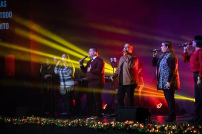 Concierto Navidad Casa de DIos Cielos Ab