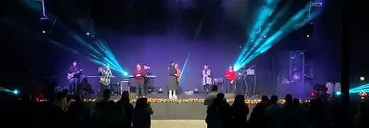 Concierto Navidad Iglesia Casa de Dios Cielos Abiertos