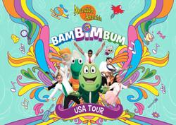 Atención Atención USA Texas Tour