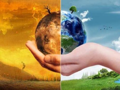 L'importanza del pianeta in un video