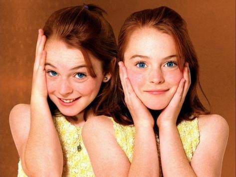 Hallie, noi siamo gemelle!