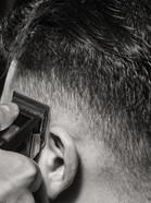 Haircut men Barbershop. Men's Hairdresse