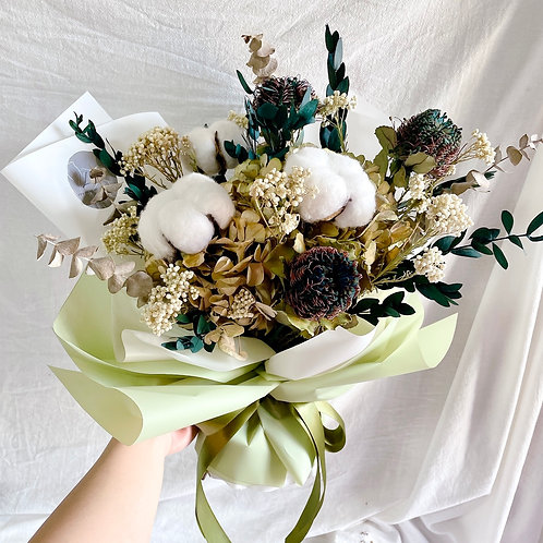 Indigo - Classic Bouquet
