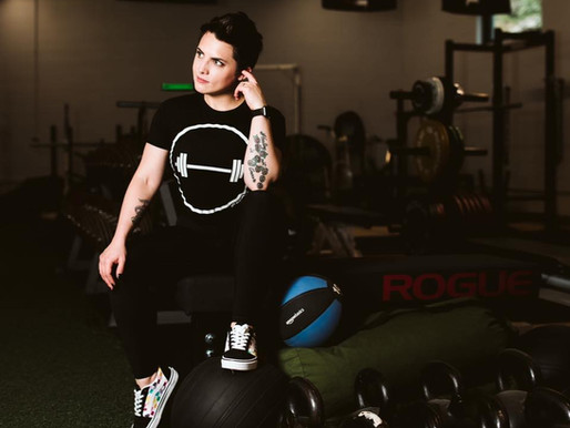 LGBTQ+ Visibility and Acceptance In the Gym with Personal Trainer Naomi Brubaker