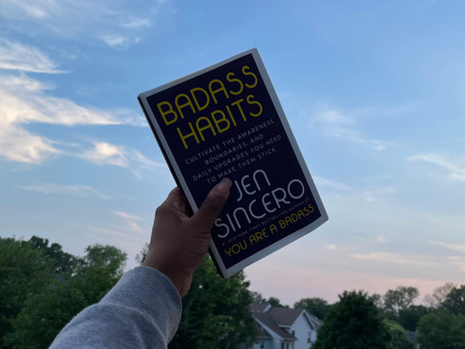 Book Review: Badass Habits by Jen Sincero