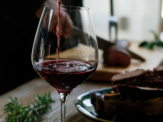 Our Favorite Juice Swap for Red Wine
