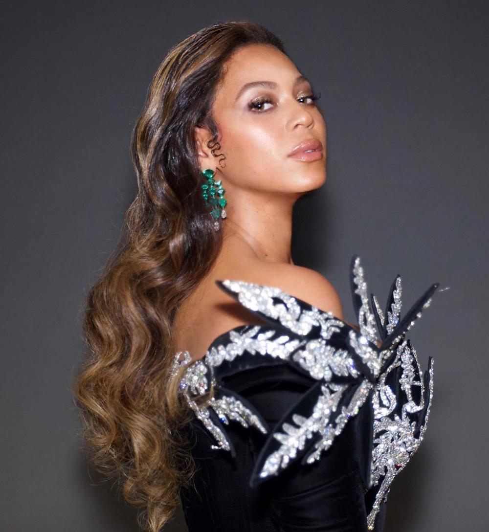 Beyonce, hair color, 2020, black women