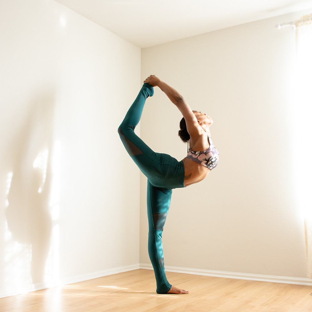 spring yoga postures
