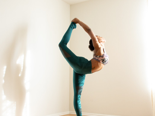 Burst Into Spring With These 7 Energizing Yoga Postures