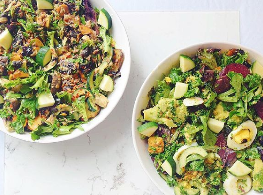 Now, That's a Salad!