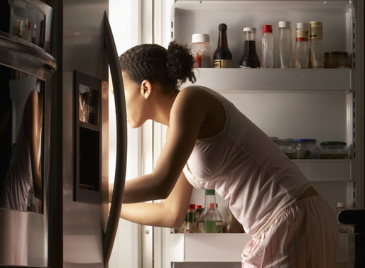 The 8 Worst Foods To Eat At Night