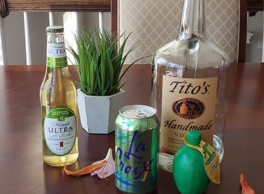 DRINKING ON A DIET