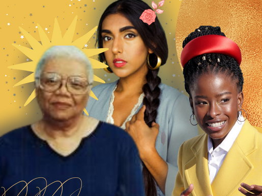3 Female Poets That Will Boost Your Confidence and Mental Health
