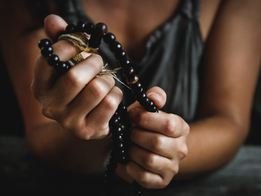 Creating an Altar Can Be a Safe Space In Your Home