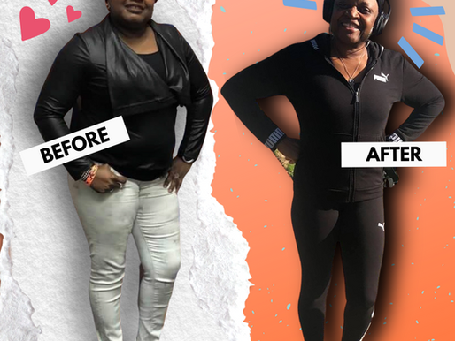 How Anissa Wilson Lost Over 70 Pounds Shopping At Aldi