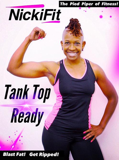 Tank Top Ready DVD