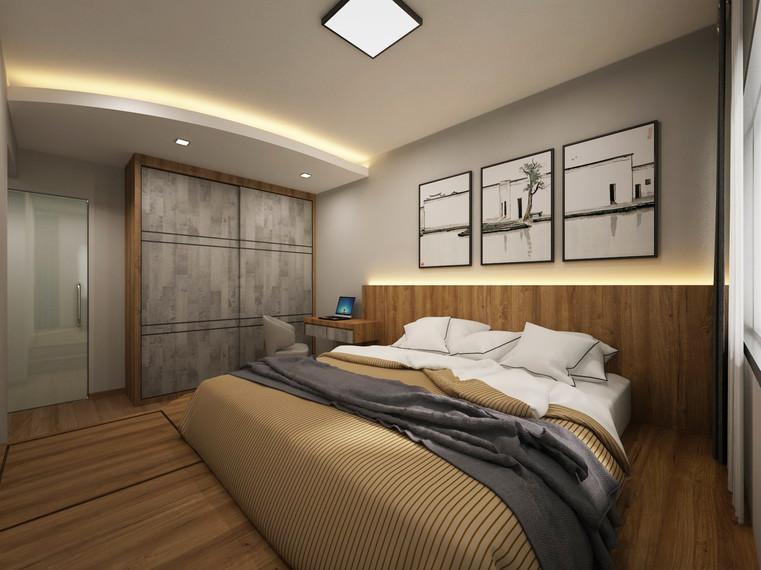 St. George's Lane | Bedroom