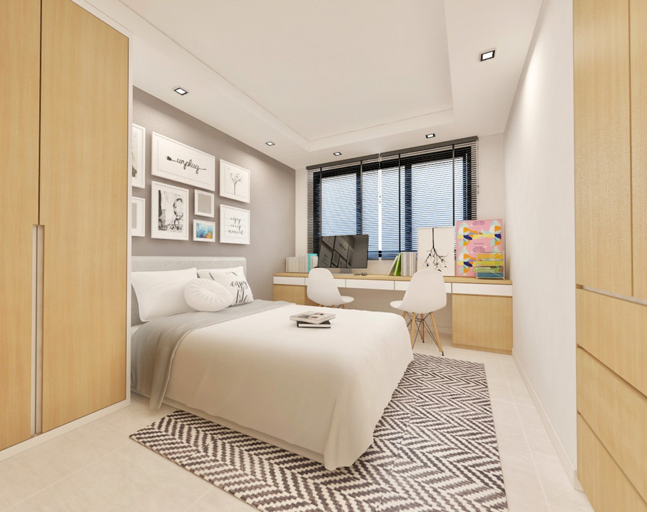 Bukit Batok Street 41 | Master Bedroom