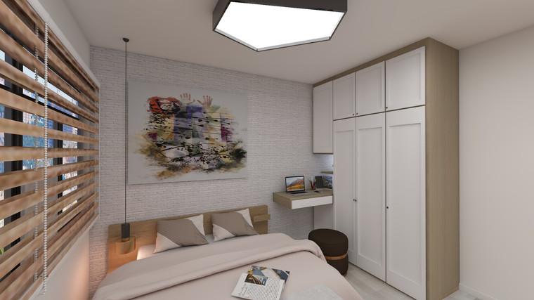 Canberra Street   Bedroom